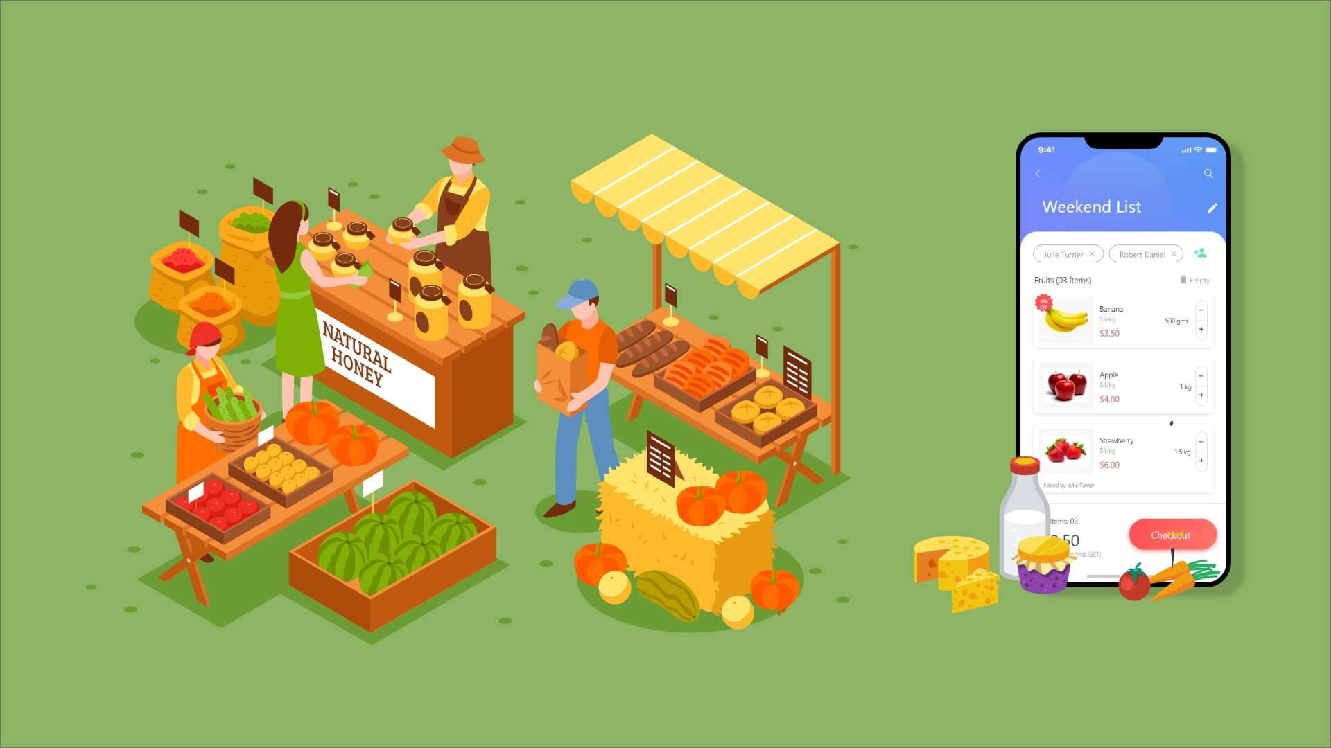 Grocery-delivery-app